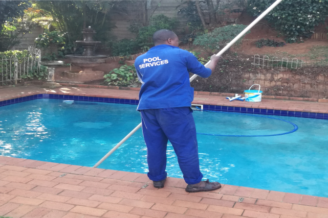 Pool Servicing and Maintenance